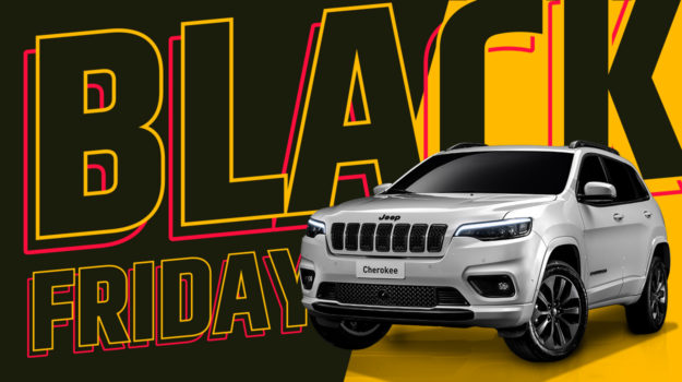 Jeep Black Friday jusqu'à -26%