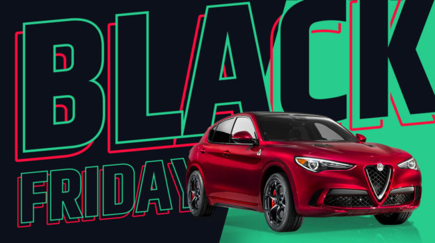 Alfa Romeo Black Friday jusqu'à -34%