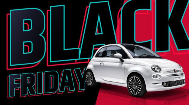 Fiat Black Friday jusqu'à -22%