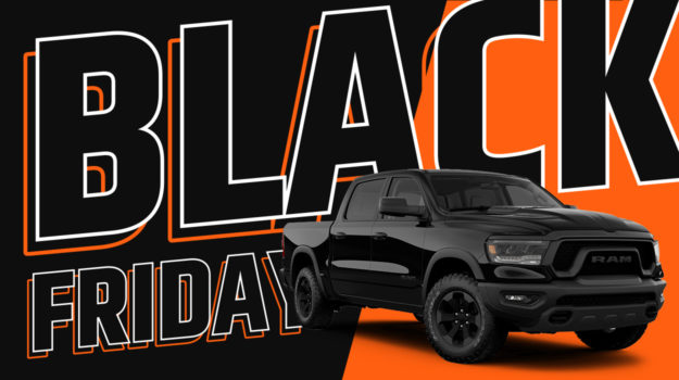 Dodge Black Friday jusqu'à CHF 2000.- de primes