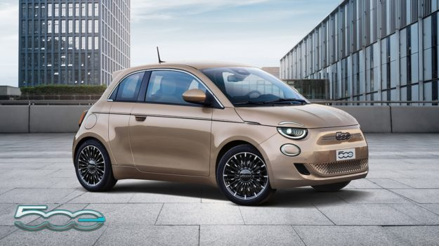 Fiat 500e : Welcome to the futur
