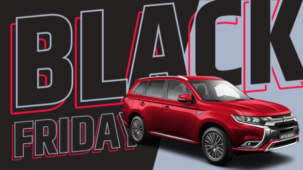 Mitsubishi Black Friday jusqu'à -22%