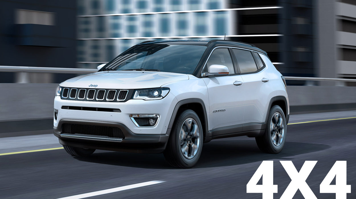 ACTION EXCEPTIONNELLE Jeep Compass 4x4