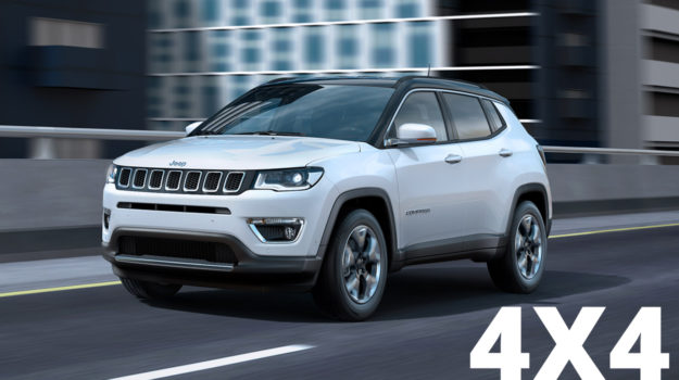 Action exceptionnelle Jeep Compass 4×4