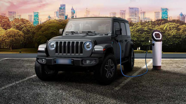 Nouvelle Jeep Wrangler 4xe hybride rechargeable first edition