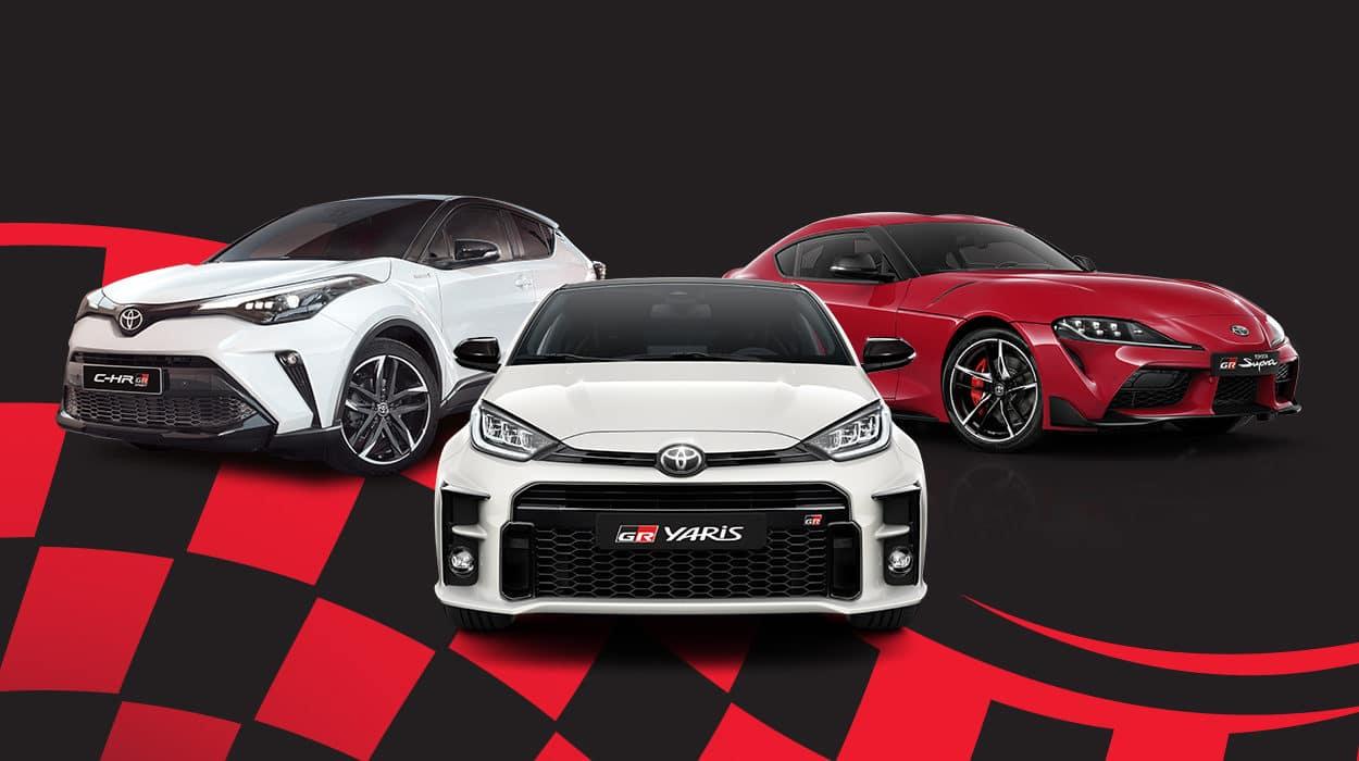 Toyota sérieGR Sport