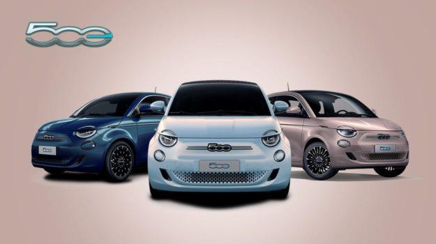 Fiat 500e : Welcome to the futur