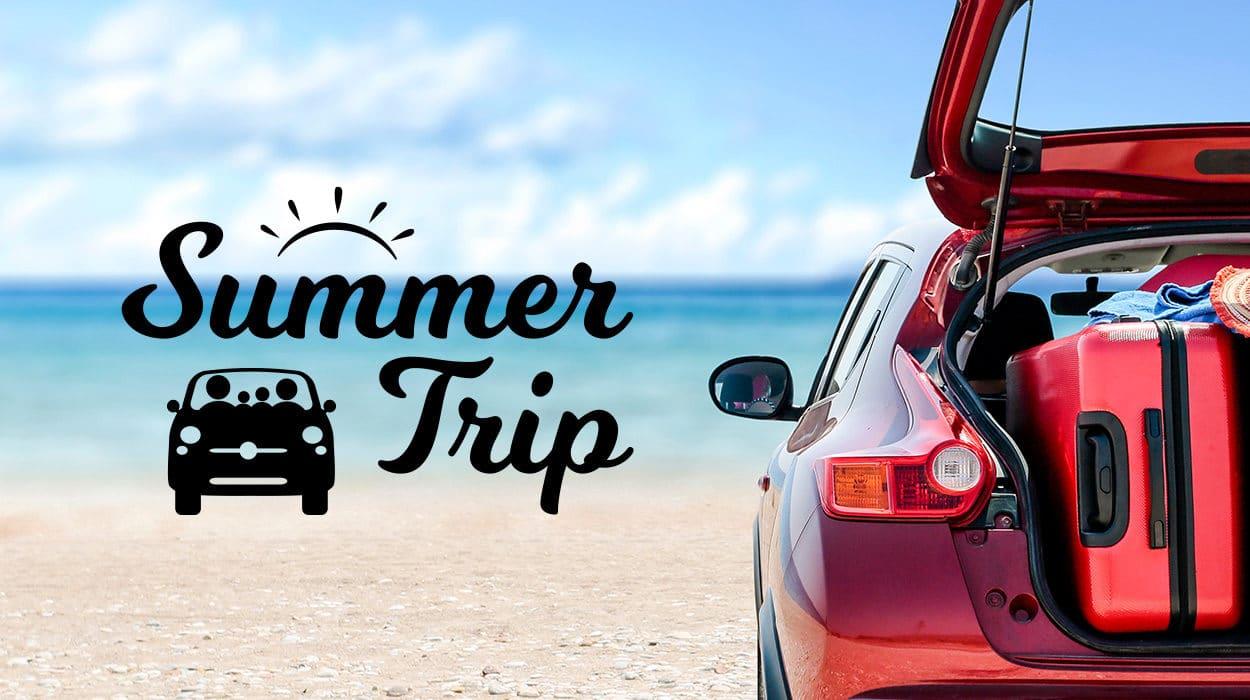 Partez en vacances à bord d'une voiture plus spacieuse…